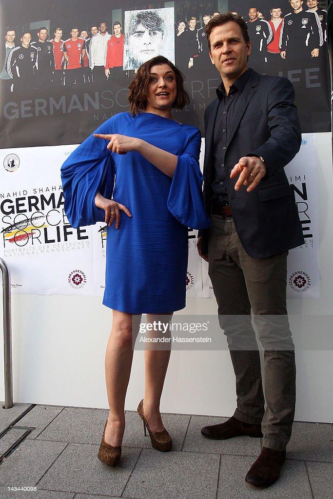 'German Soccer For Life' Exhibition : Nachrichtenfoto