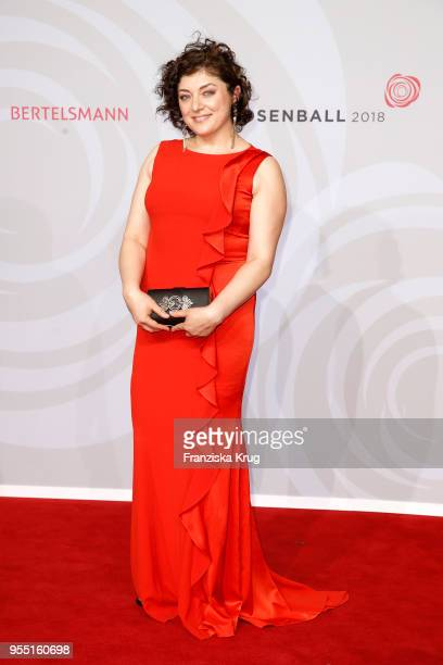 Nahid Shahalimi during the Rosenball charity event at Hotel Intercontinental on May 5 2018 in Berlin Germany