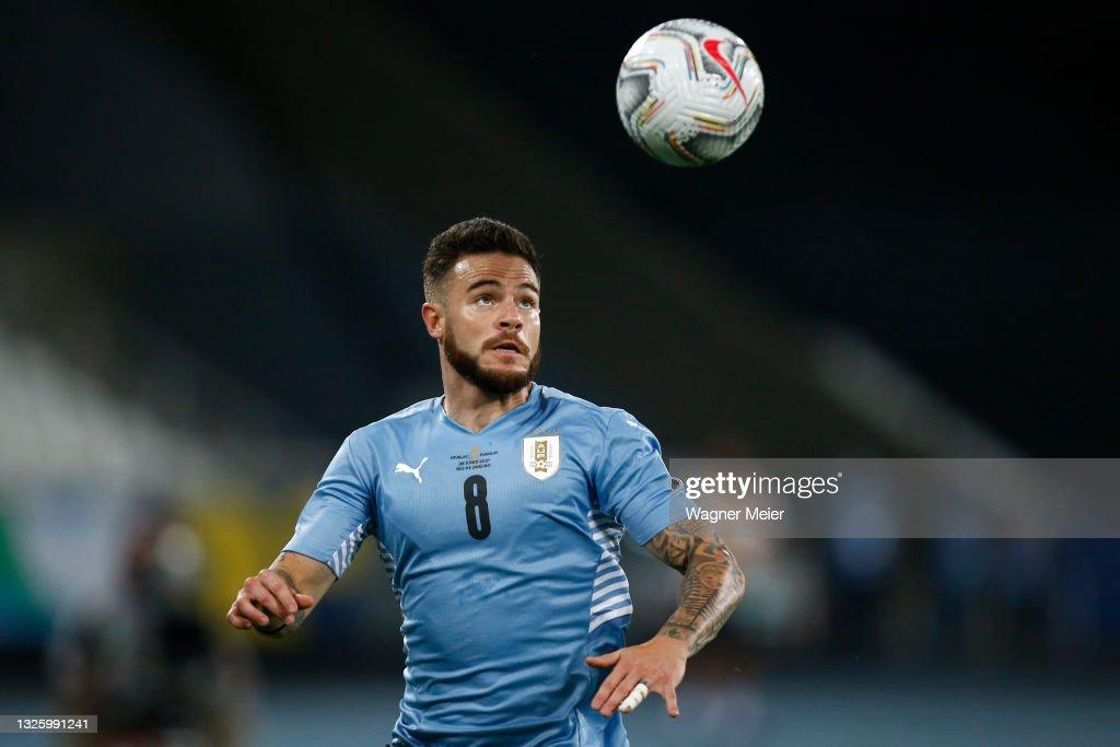 Uruguay v Paraguay: Group A - Copa America Brazil 2021 : News Photo