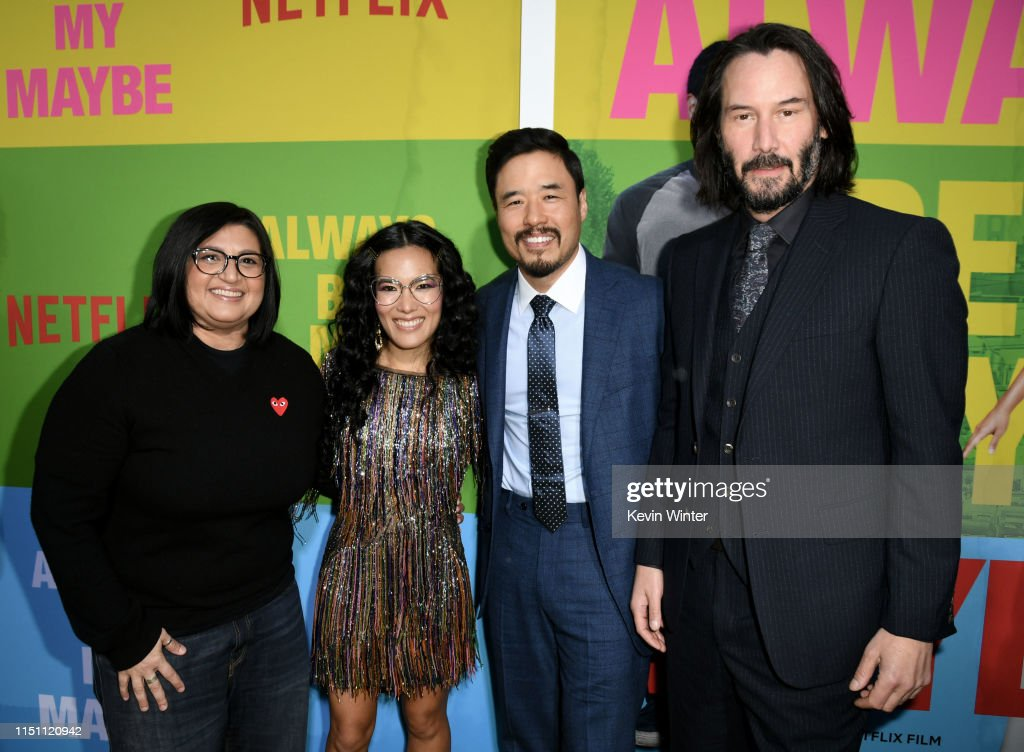 "CA: Premiere Of Netflix's ""Always Be My Maybe"" - Red Carpet"