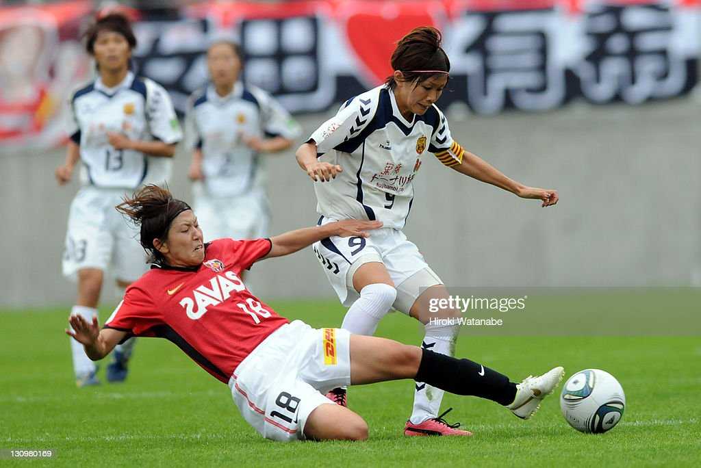 Urawa Red Diamonds Ladies v INAC Kobe Leonessa - Nadeshioko League