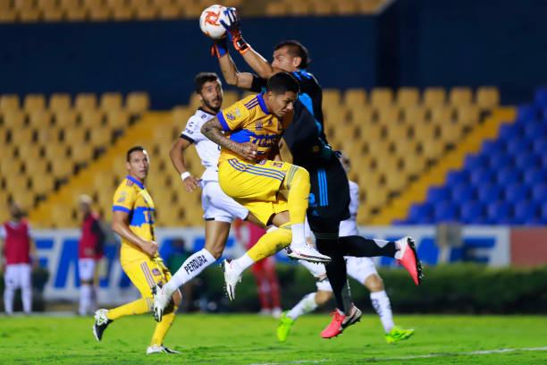 MEX: Tigres UANL v Queretaro - Torneo Guard1anes 2020 Liga MX