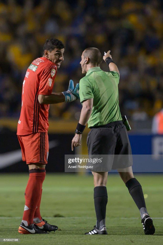 Tigres UANL v Pachuca - CONCACAF Champions League 2016/17