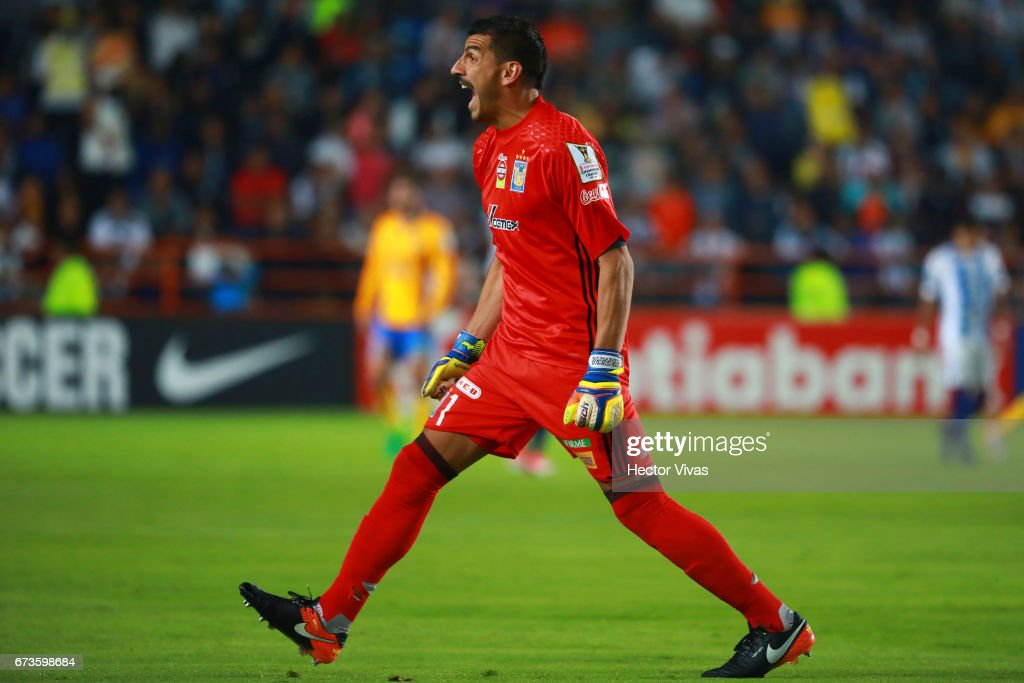 Pachuca v Tigres UANL - CONCACAF Champions League 2016/17