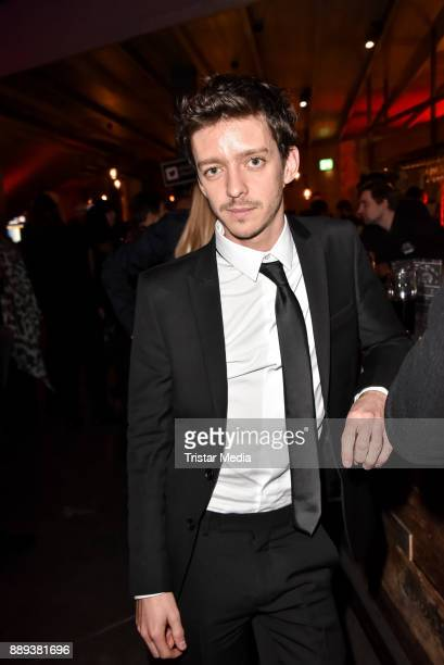 Nahuel Perez Biscayart attends the European Film Awards 2017 on December 9 2017 in Berlin Germany