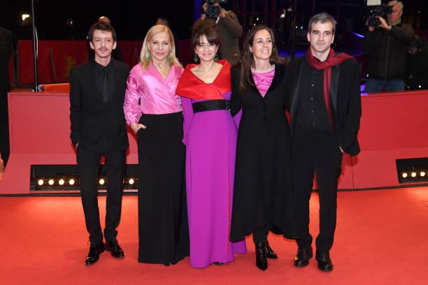 "DEU: ""The Intruder"" Premiere - 70th Berlinale International Film Festival"
