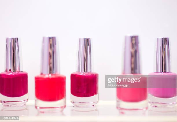 Nail polish containers