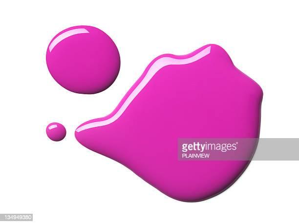 nail polish - blob stock photos and pictures