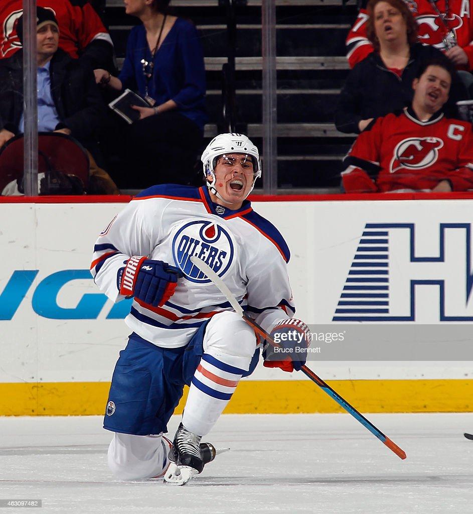 Edmonton Oilers v New Jersey Devils