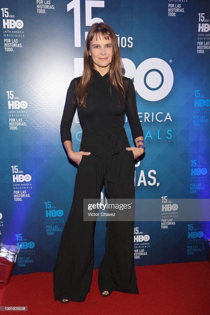 HBO Latin America 15 Years Celebration - Red Carpet