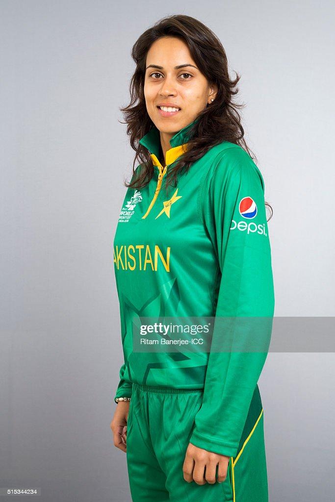 Women's ICC World Twenty20 India 2016: Pakistan Headshots