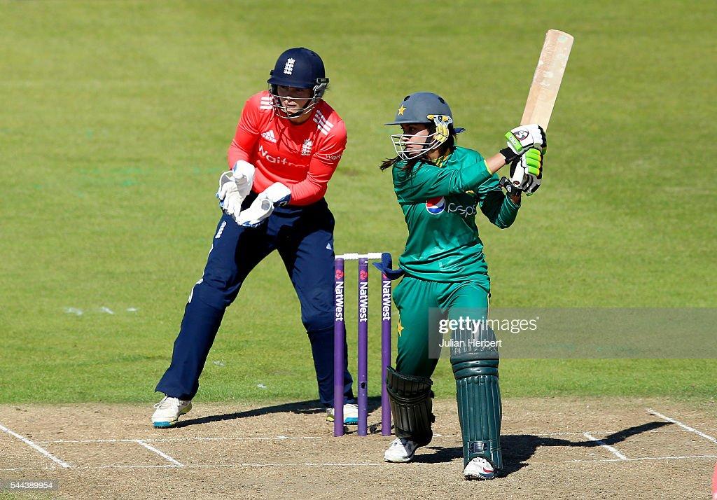 England Women v Pakistan Women - 1st Natwest International T20
