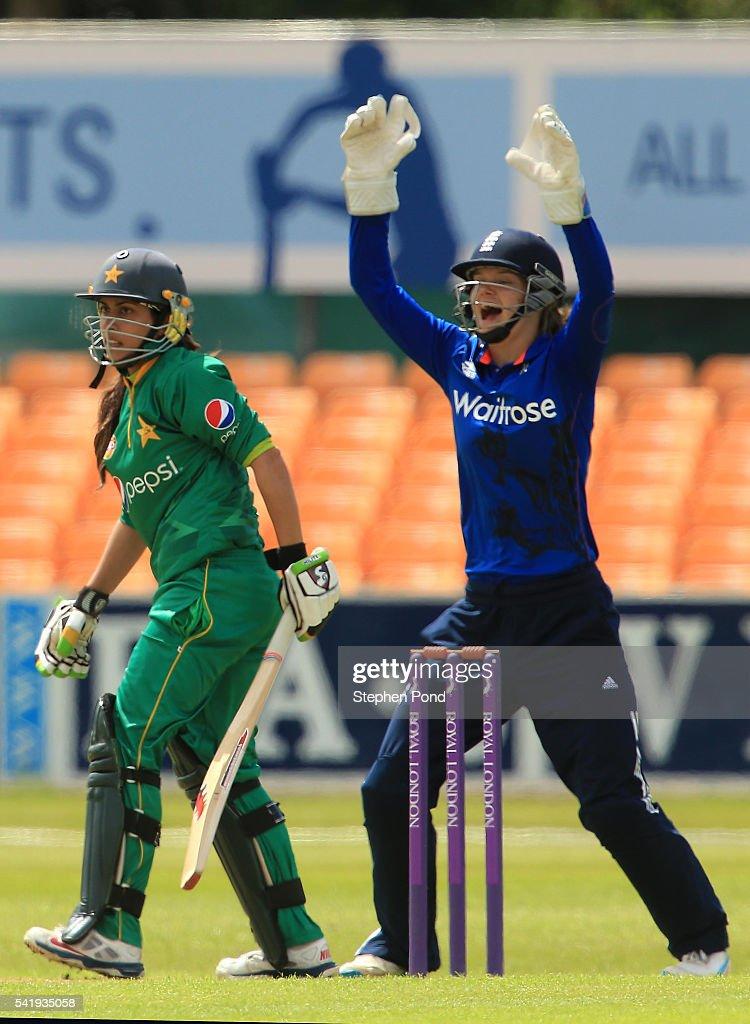 England Women v Pakistan Women - 1st Royal London ODI