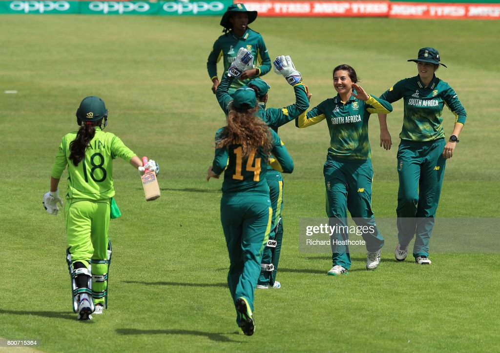 Pakistan v South Africa - ICC Women's World Cup 2017