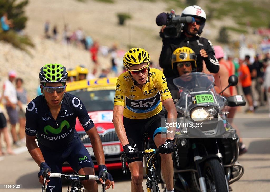 Le Tour de France 2013 - Stage Fifteen : News Photo