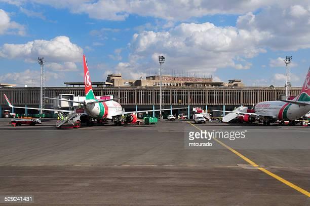 ナイロビ,ケニア国際空港