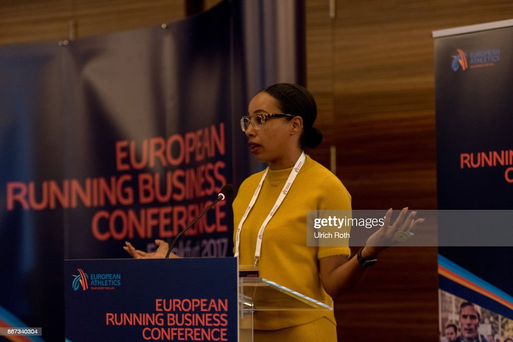European Running Business Conference : News Photo