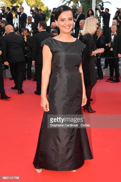 Najat VallaudBelkacem attends the Closing Ceremony screening of The Man Who Killed Don Quixote during the 71st annual Cannes Film Festival at Palais...