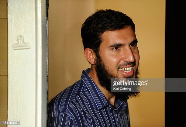 Najibullah Zazi answered the door at the Aurora home where he lives with his parents He told reporters he has no connection with a terror plot Karl...
