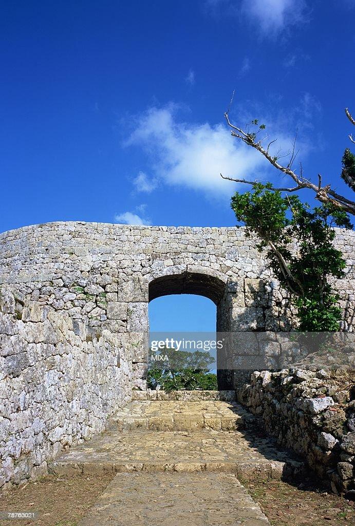 Zakimi Castle Ruins, Okinawa, Japan | Okinawa, Castle |Okinawa Japan Ruins
