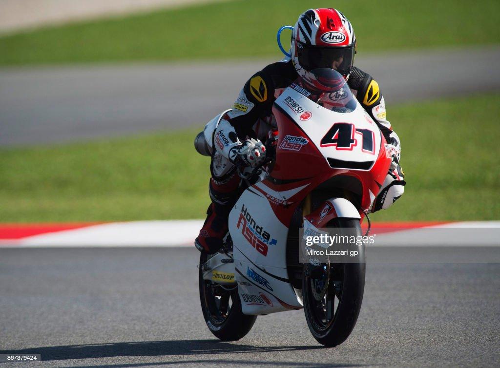 MotoGP Of Malaysia - Qualifying