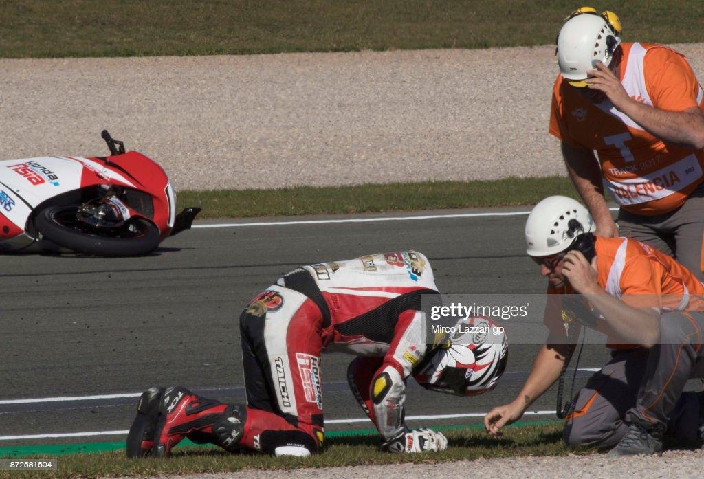 Comunitat Valenciana Grand Prix - Moto GP Previews