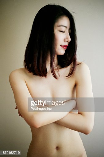 naked asian womens boobs