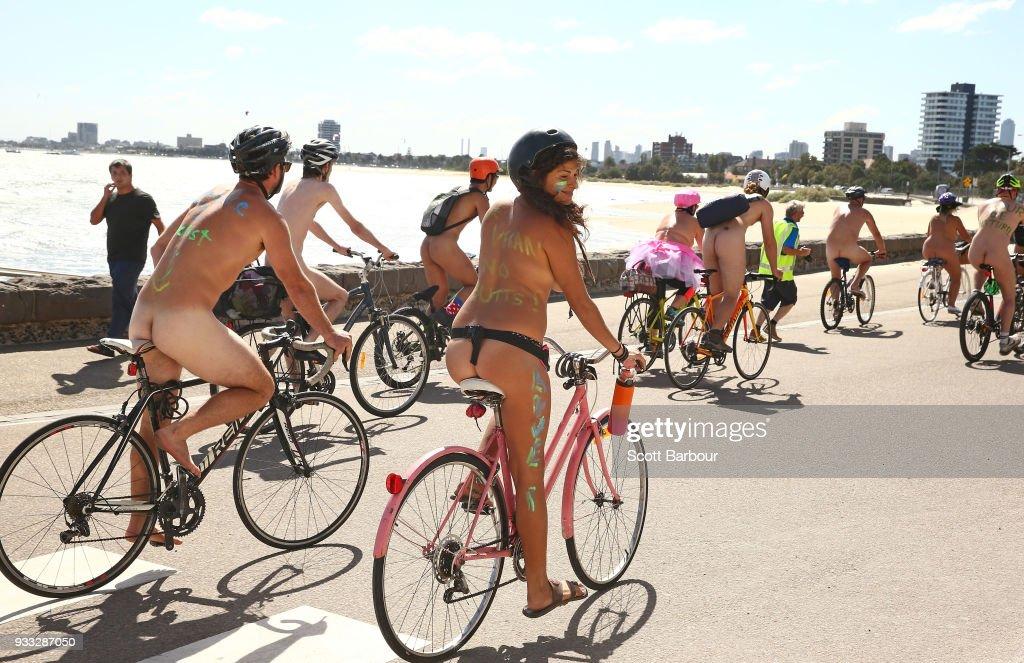 World nude bike day 4