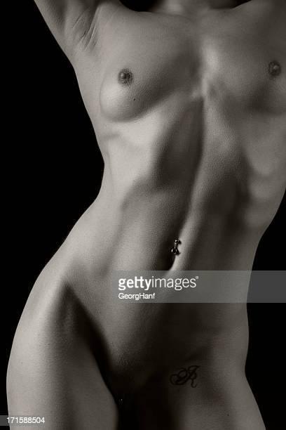 naked körper - menschliches körperteil stock-fotos und bilder