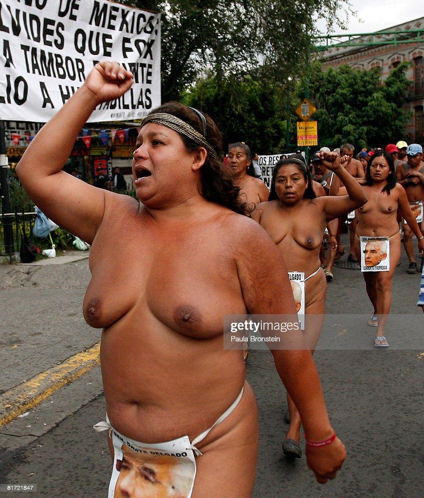 Femdom mexico women naked