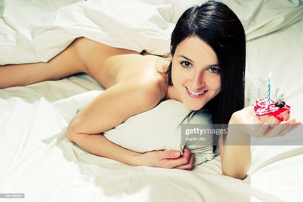 Naked Girl Stock Photo