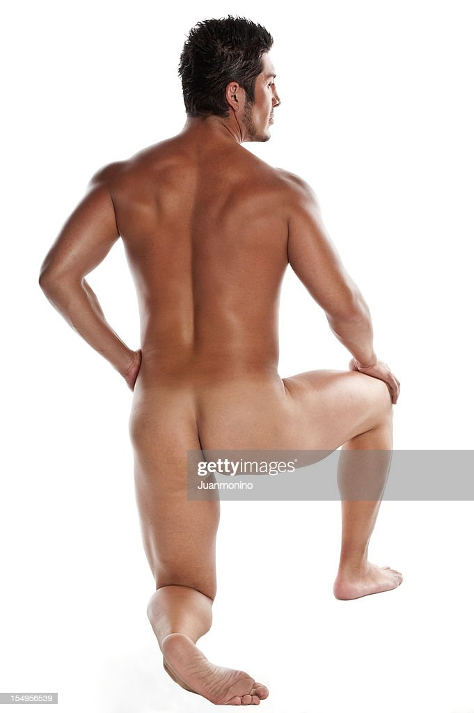 Naked Man High-Res Stock Photo - Getty Images-1860