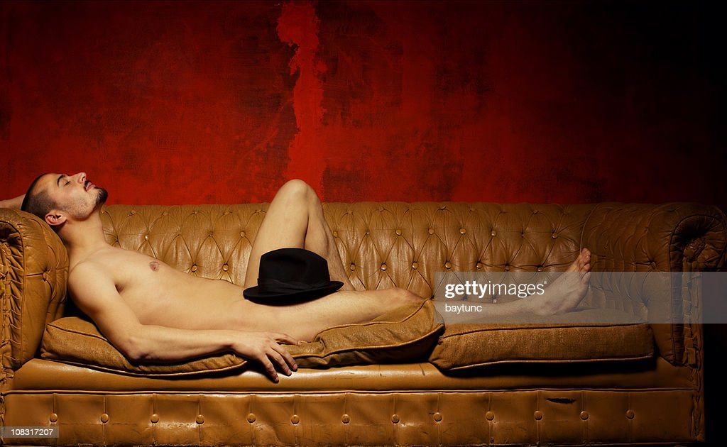 Naked Passion : Stock Photo