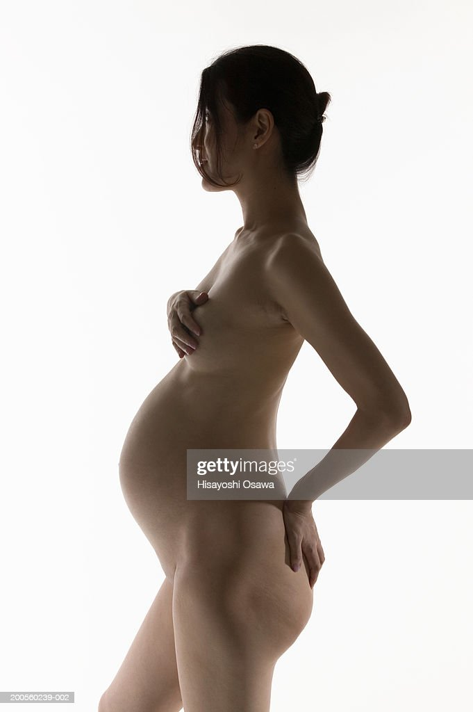 Photos naked pregnant asian