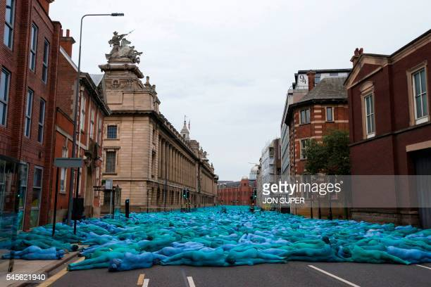 Spencer Tunick Gallery Photos and Premium High Res