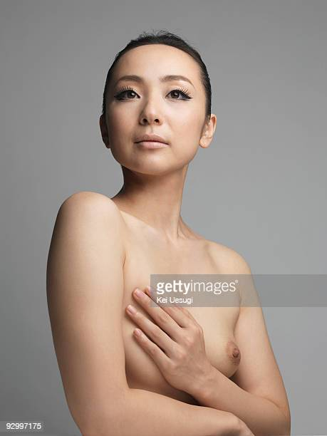 A naked Woman,