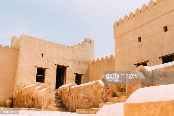 Nakhal Fort in Oman. Approximately 120 kilometres to the west of Muscat, Nakhal Fort has a history which dates back to the pre-Islamic period. It was...