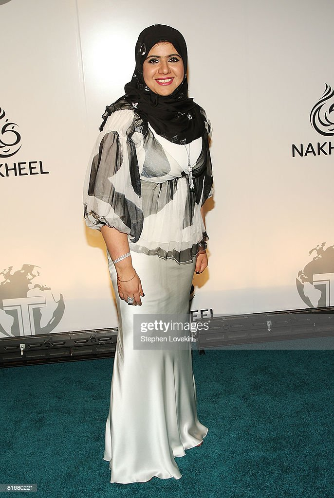 Nakheel general manager Manal Shaheen attends the launch of Trump International Hotel and Tower Dubai on June 23, 2008 at the Park Avenue Plaza in New York City.