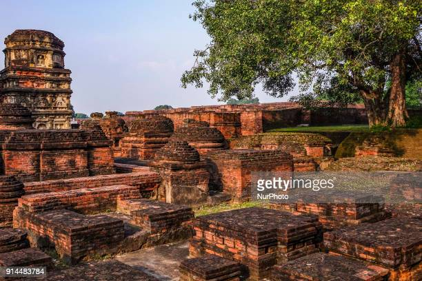 Nalanda was a Mahavihara an ancient large Buddhist monastery during the kingdom of MAgadha It was founded in the 5th century CE At its peak many...