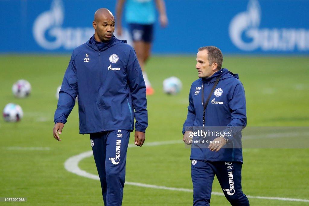Manuel Baum New Head Coach Of Schalke 04 : News Photo