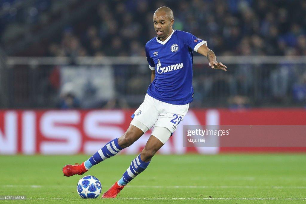 FC Schalke 04 v FC Lokomotiv Moscow - UEFA Champions League Group D : ニュース写真