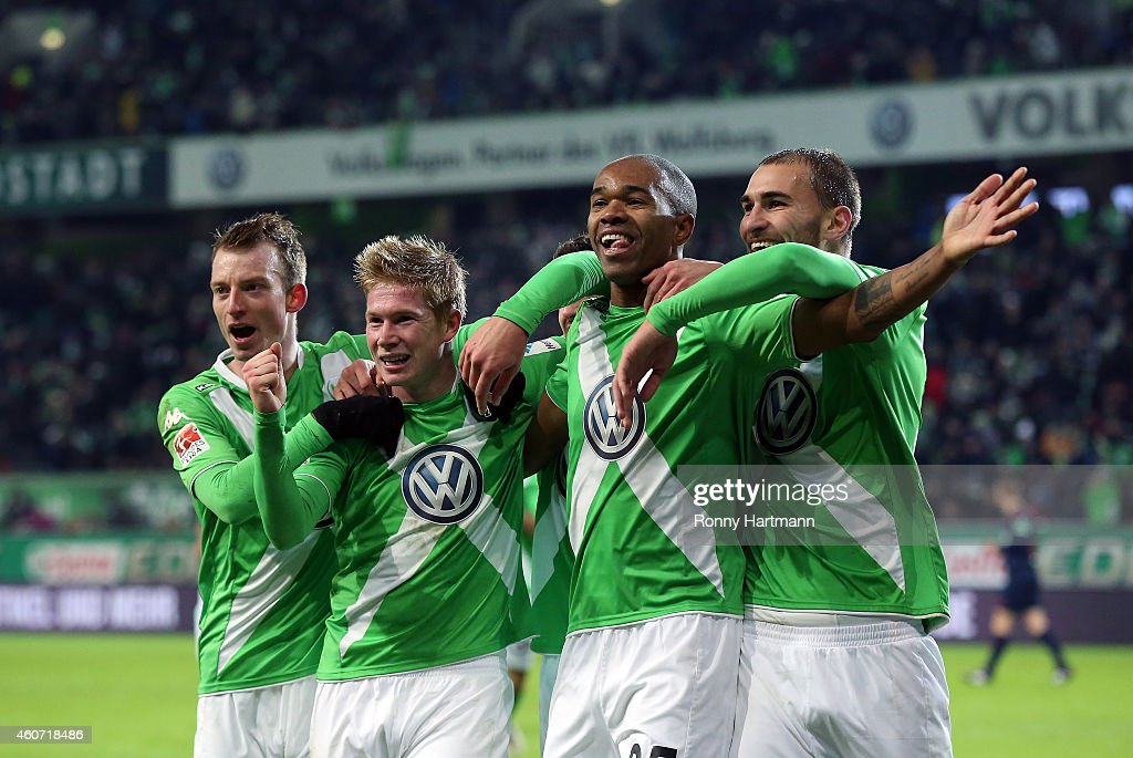 VfL Wolfsburg v 1. FC Koeln - Bundesliga : News Photo