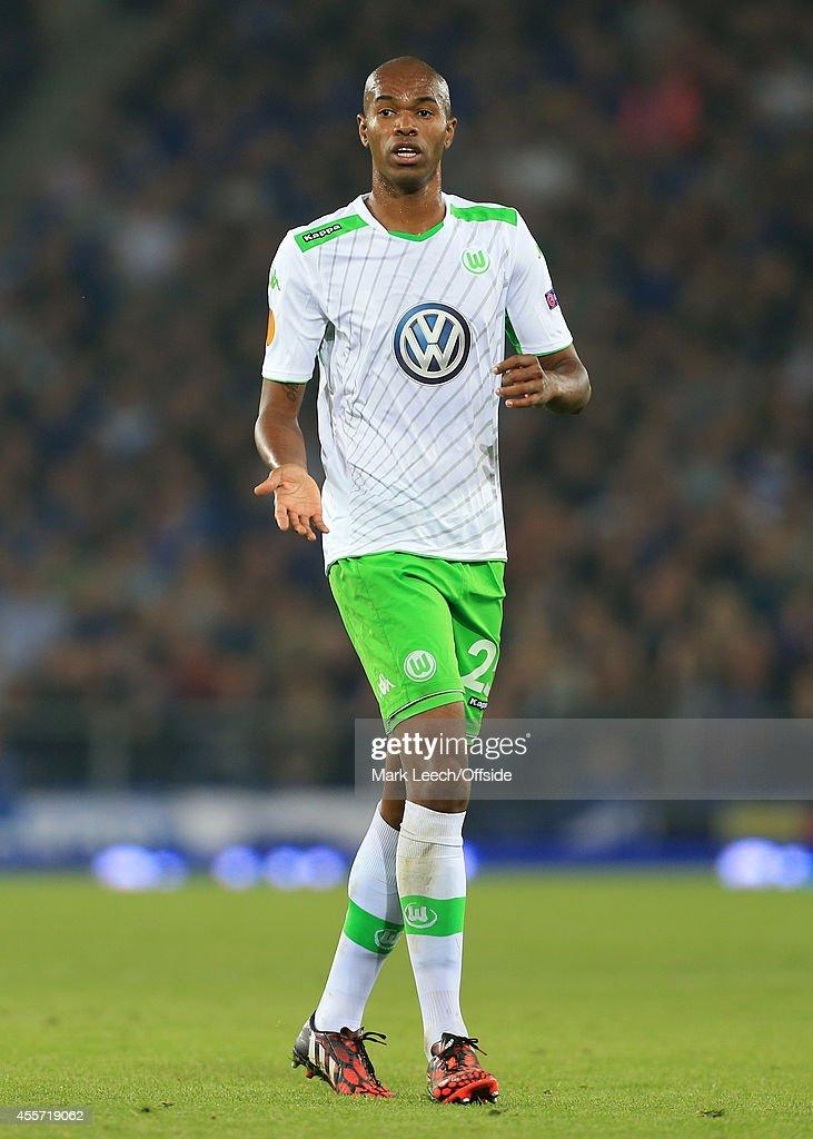 Everton v VfL Wolfsburg - UEFA Europa League : Nachrichtenfoto