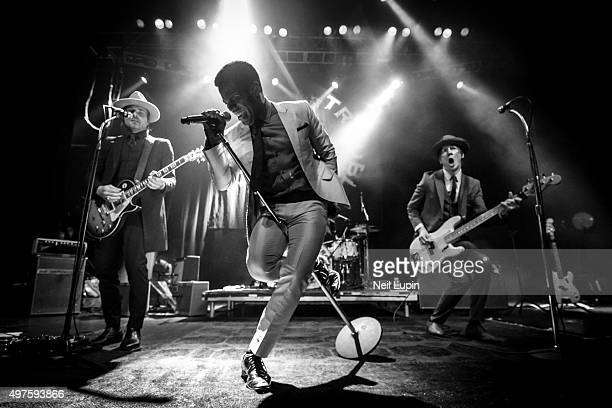 60 Top Vintage Trouble Perform At The Forum In London