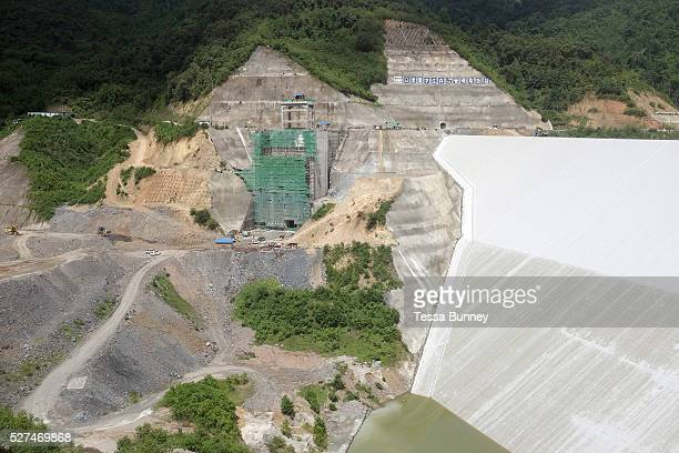 Nam Ou Cascade Hydropower Project Dam 6 Phongsaly Province Lao PDR In the Nam Ou river valley the first phase of construction on the Nam Ou Cascade...