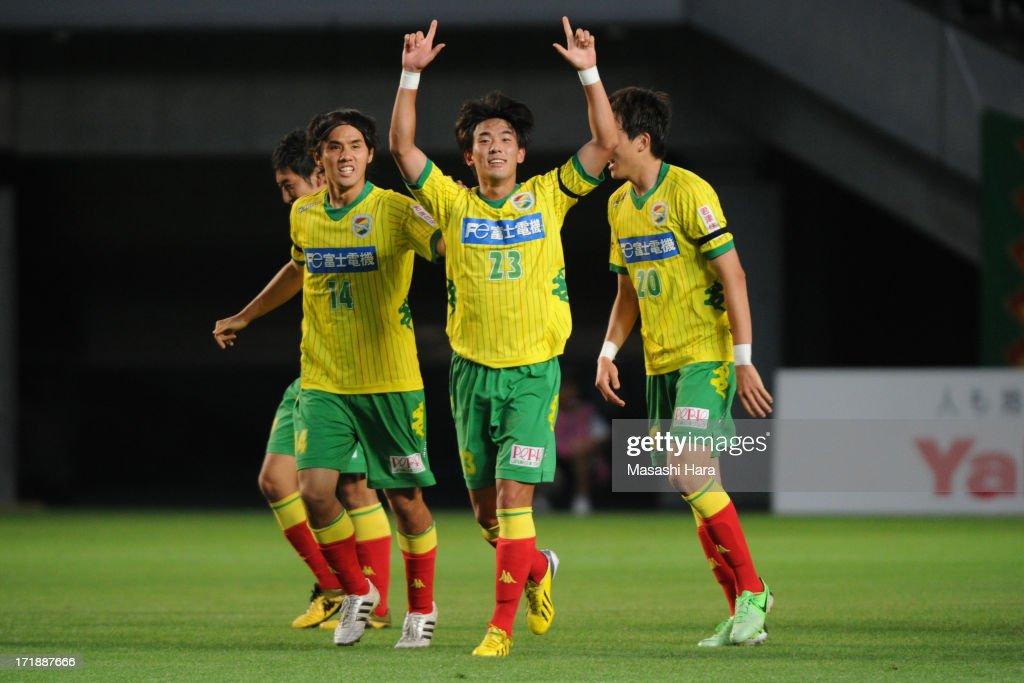 JEF United Chiba v Tokyo Verdy - 2013 J.League 2 : ニュース写真