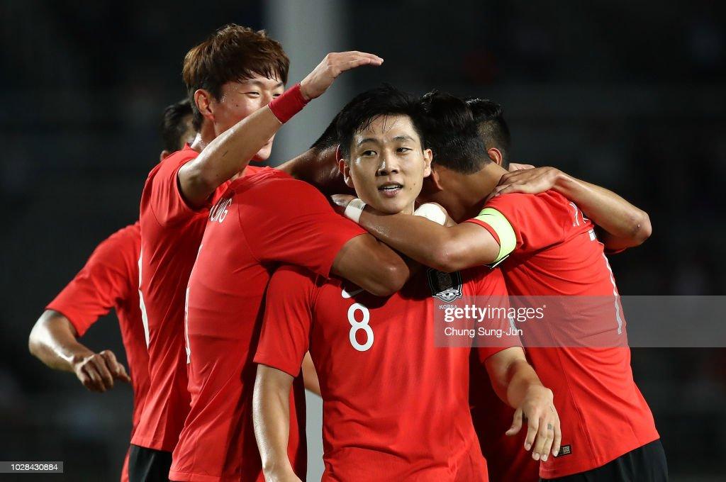 South Korea v Costa Rica - International Friendly : ニュース写真