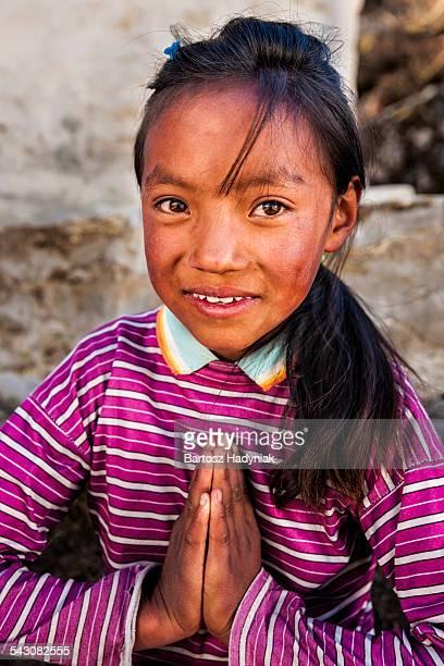 namaste! - prayer pose greeting bildbanksfoton och bilder