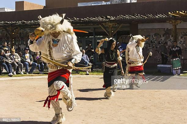 Nambe dance performance