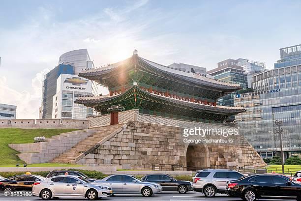 Namdaemun gate, Seoul, South Korea
